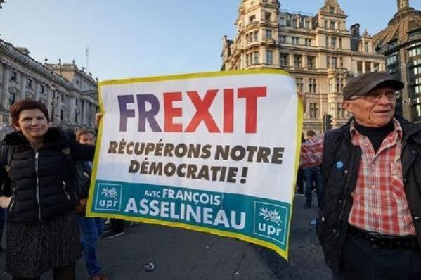Fransız yazardan Frexit yorumu: Paris, AB'yi terk edebilir