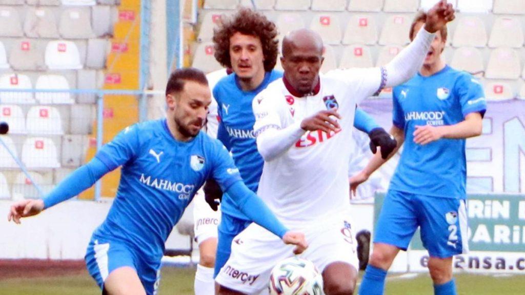 Trabzonspor geçen sezona göre 30 gol geride