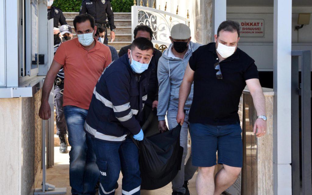 İranlı kripto para uzmanı Antalya'da ölü olarak bulundu