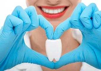 Kalp hastaları dişçi koltuğuna dikkat